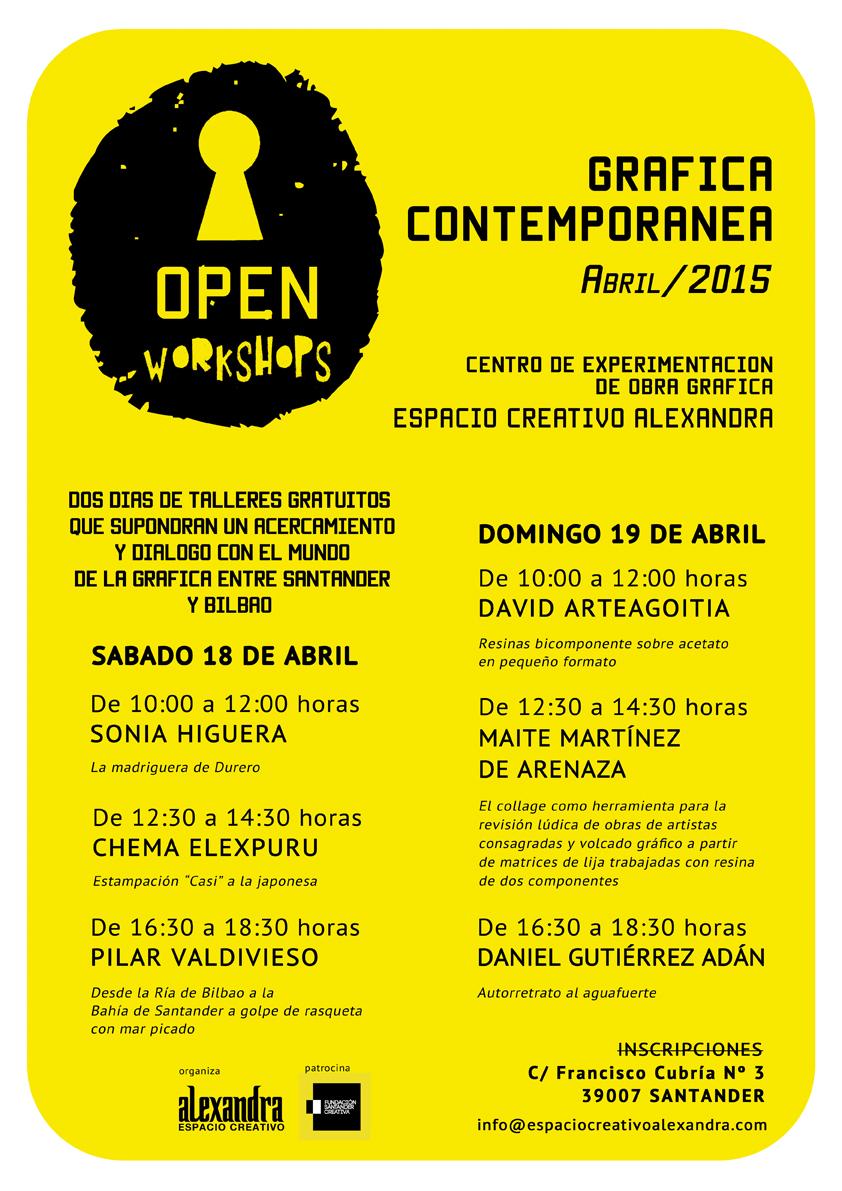 espacio_alexandra_open_workshops_cartel
