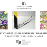 invitación estampa 2017